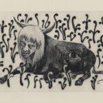 Kudan postcard (front)